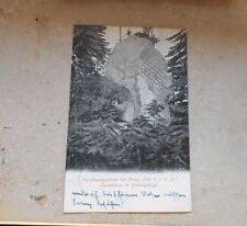 Zwischenkriegszeit (1918-39) Frankierte Echtfoto aus Deutschland für Turm & Wasserturm