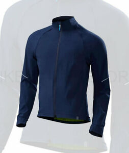 Specialized Men's Deflect Hybrid Cycling Jacket Navy - Medium