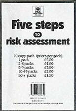 5 Steps to Risk Assessment (Leaflet Packs) by Health and Safety Executive (HSE)