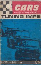 Afinación Hillman Imp cantante Gamuza Sunbeam Stiletto' 63-68 para el Manual De Carrera De Carretera &