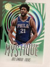 2019-20 Illusions Joel Embiid Emerald Green Mystique Acetate #5 MINT!! 🔥
