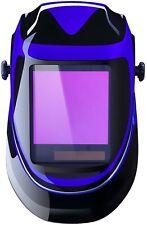 DEKO Masque à Souder à énergie Solaire Automatique de Capot Professionnel