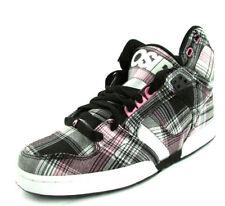 High-Top Sneakers mit Schnürsenkel für Damen