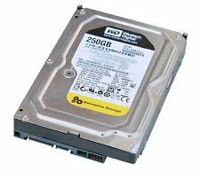 """250GB Western Digital WD2503ABYX Internal Disque Dur 8,9 CM 3,5 """" 7200rpm #V503"""