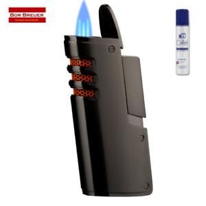 ⭐New ⭐ Bor Breuer, The Ultimate Cigar Lighter, Cigar Lighter IN Gift Box