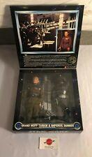 "12"" Inch Grand Moff Tarkin & Imperial Gunner Collector Series 1998 Star Wars"