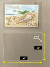 "OPP Plastic Sleeve Size [3"" x 4""] suitable for miniature sheet (120 pcs/pac)"