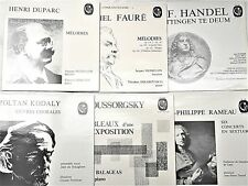 lot 28 albums - Calliope , Eterna, Hungaroton, JMS,...