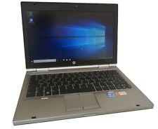 Hp Elitebook 2560/Estación Docking/Windows 10 / Core i5 2520M/320gb HDD