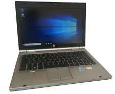 Hp Elitebook 2560/Docking Station/Windows 10 / Core i5 2520M/320GB HDD