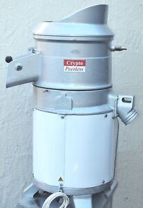 Crypto C28 Potato Peeler / Rumbler 28lb - 14kg  Half Bag