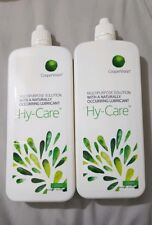 2 X HY-CARE CONTACT LENS MULTIPURPOSE CLEANING STORING SOLUTION 250ML