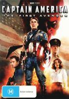 Captain America: The First Avenger = NEW DVD R4