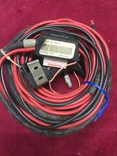 Motorola Syntor X9000 Control Head Cable Hkn4241A Comes W Retainer Clip See Pic