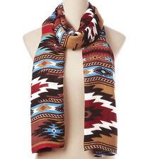 Theodora & Callum Turquoise Cheyenne Southwest Blanket Scarf  $175. Retail
