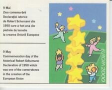 Europe Cept 2000 Moldova Stamp Booklet MH 0-3 (MNH)