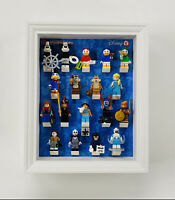 Display Frame for Lego Disney Series 2 minifigures 71024 no figures 28cm