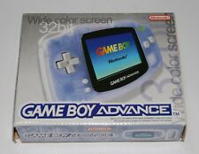CONSOLA GAME BOY ADVANCE MODEL AGB-001 VERSION ESPAÑOLA EN CAJA ORIGINAL