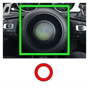 Vw Golf Mk7 Steering Wheel Airbag Ring Sticker Decal