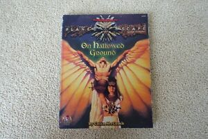 1996 TSR AD&D PLANESCAPE ON HALLOWED GROUND 2623 SC // COMPLETE // VF++
