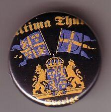 ULTIMA THULE - SVERIGE Button 25 mm