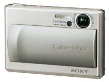 Sony Cyber-Shot Dsc-T1 5mp Digital Cámara con 3x Zoom Óptico