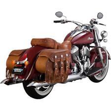 Vance & Hines Chrome Turndown Slip-on Mufflers Indian Chief Classic / Vintage