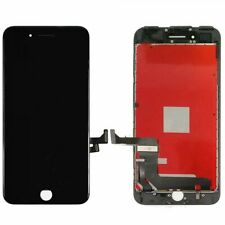 "iPhone 7 - 4.7"" A1778 Replacement Full Front Screen LCD Digitizer Frame BLACK"