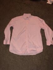 Vineyard Vines Classic Fit Pink Murray Button Front Shirt Mens Medium Whale