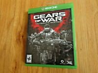 Gears of War: Ultimate Edition (Xbox One, 2015) Preowned