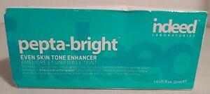 Pepta-Bright Even Skin Tone Moisturising Cream 1oz 30ml Indeed Laboratories