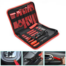 MICTUNING 19x Auto Audio Trim Removal Tool Repair Set Clip Plier Upholstery kits
