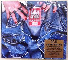 Dallas Crane - Factory Girls (CD, 2006, Alberts)