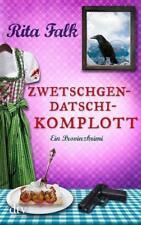 Zwetschgendatschikomplott / Franz Eberhofer Bd.6 ► Rita Falk (TB) ►►►UNGELESEN