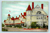 Redondo Beach, CA - EARLY 1900s HOTEL REDONDO POSTCARD