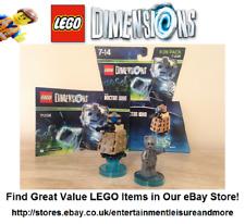 LEGO Dimensions Cyberman & Dalek Fun Pack 71238 - Trusted eBay Premium Seller -