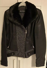Guess Ladies Faux Leather Jacket