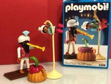 Playmobil Circo Romani Fakir clavos encantador de serpientes cobra 1991 Ref 3398