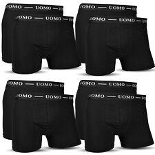 5-10er Pack Herren Boxershorts Retro Unterhosen Unterwäsche Shorts M-XXXXL