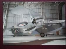POSTCARD AIR VICKERS SUPERMARINE SEAGULL VA2-4 AIRCRAFT