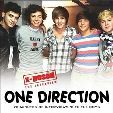X-Posed: The Interview by One Direction - CD - Free AusPost with Tracking