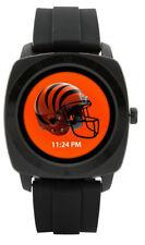Cincinnati Bengals SmartWatch Game Time NFL Licensed Smart Watch New