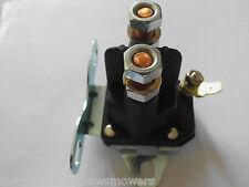 12 Volt Starter Motor Solenoid  STIGA Ride On  Lawntractors (3 Connectors)