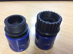 X hose magic hose expanding hose stretch hose spare connectors
