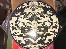 U2 Picture Disc LP  I WILL FOLLOW  Live In Rome 1987 Very Rare Dark Star Rec