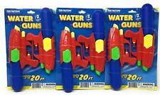 Water Gun 3 Pack | 6 Water Guns in all!