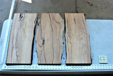 3 Olive Wood Boards Lumber  c2