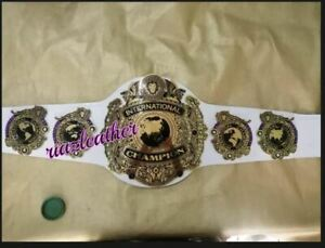 INTERNATIONAL HEAVYWEIGHT CHAMPIONSHIP BELT RAPLICA