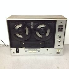For Parts Panasonic RS-790AD Reel To Reel 4 Track Player & Recorder