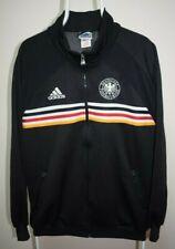 Vintage Adidas Deutscher Fussball Bund Jacket Black Men's Sz XLTracksuit Germany
